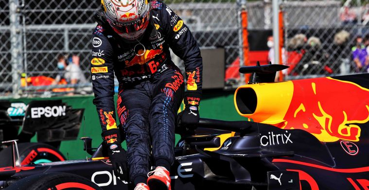 Verstappen wants a new engine: I know what it is now.
