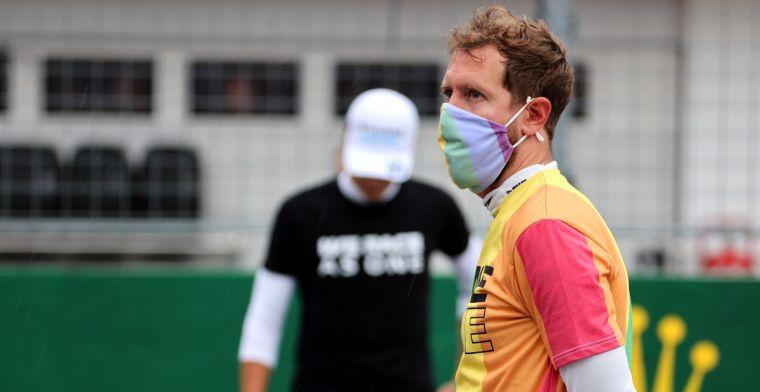 Ongehoorzame coureurs krijgen reprimande van FIA voor regenboogshirt