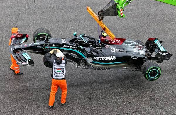 Bottas gets big grid penalty from stewards for Belgian GP