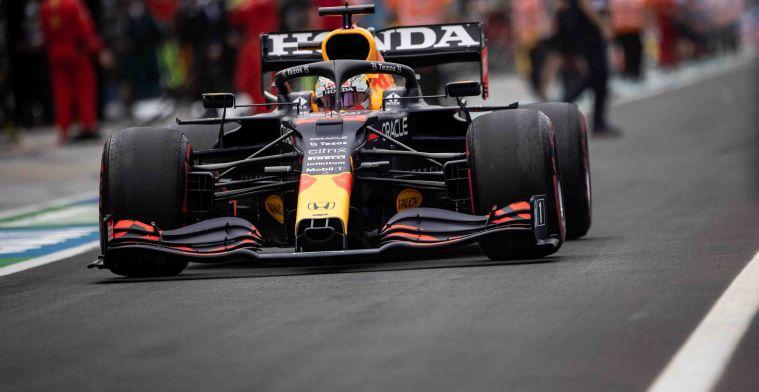 Verstappen dankt Alonso: Dat deed ie heel goed
