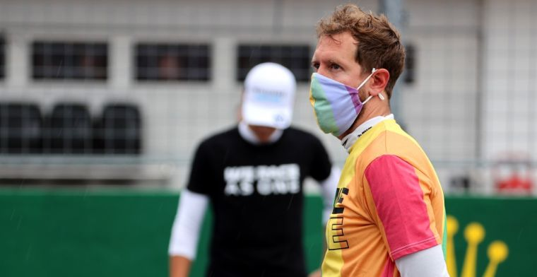 Disobeying drivers get reprimand from FIA for rainbow shirt