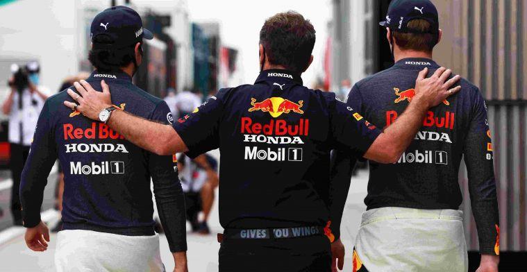 Horner ziet het somber in: Lijkt erop dat Perez nieuwe motor nodig heeft