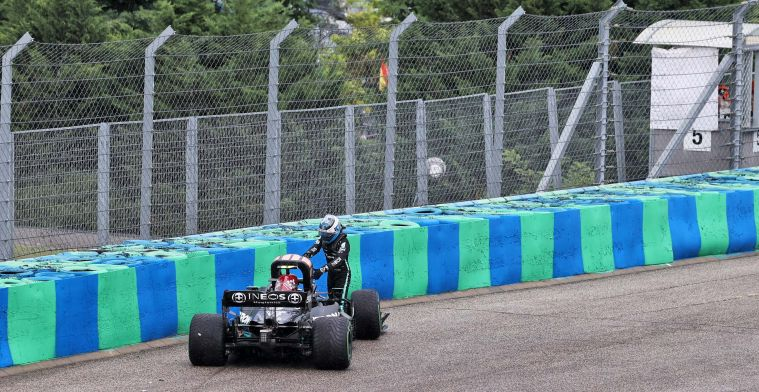 Bottas: It was hard to judge where to brake
