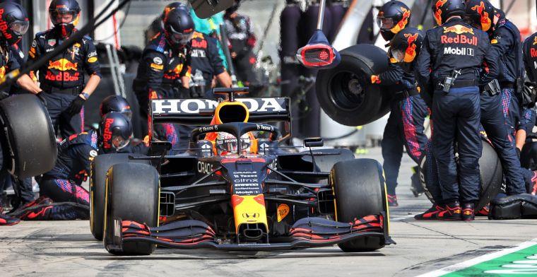 'Ik had even contact met Verstappen na de race en hij bleef zelf zo rustig'