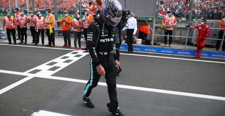 """Podcast: Wederom een Lucky Hamilton: """"Dit is slecht voor de Formule 1"""""""