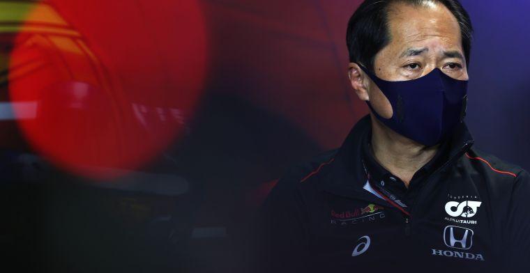 Honda wil lichaam en geest laten rusten in aanloop naar tweede helft