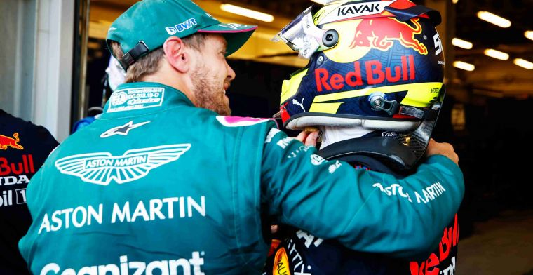 Because of this, protests from Vettel and Aston Martin have little chance of succeeding