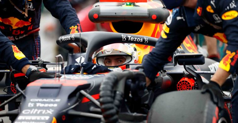 Verstappen faces grid penalty: 'Investigate whether it can be saved'