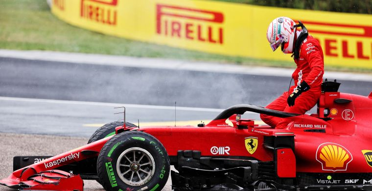 Ferrari considers Leclerc grid penalty practically unavoidable