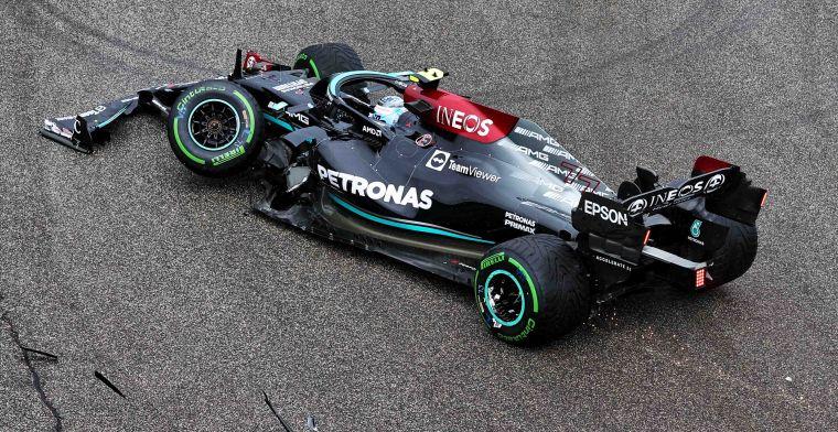 'Zo kan je zien hoe gespannen de situatie is tussen Mercedes en Red Bull'