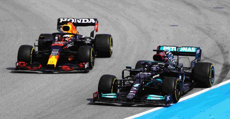 'Red Bull denkt te weten waar Mercedes sinds kort haar extra pk's vandaan haalt'