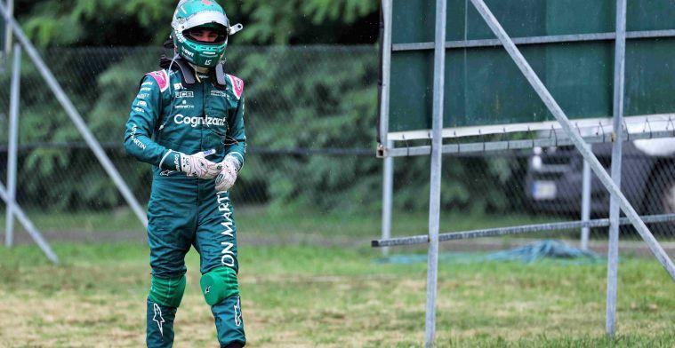 Remarkable suggestion: 'Stroll to Mercedes, Bottas to Aston Martin'