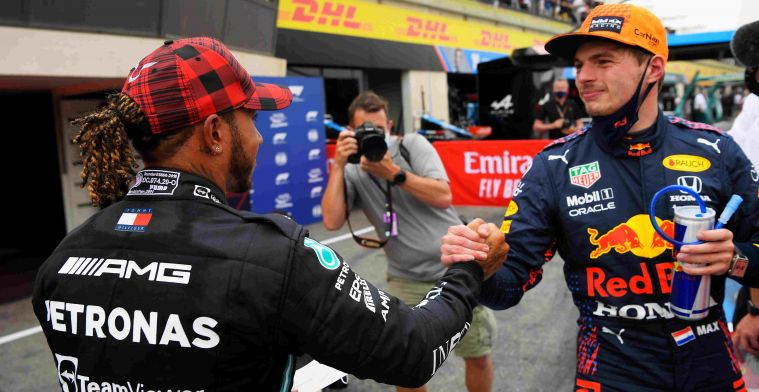 Schumacher: 'Hamilton doesn't stand a chance with Max this year'