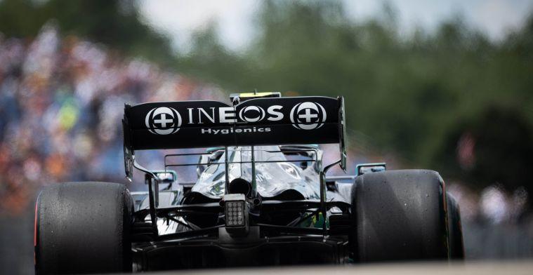 Marko ziet nog een voordeel voor Mercedes: 'Die gridstaf gaat niks doen'