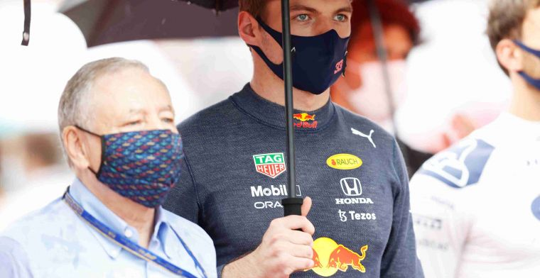 Villeneuve: 'Nobody else as comfortable in RB16B as Verstappen'