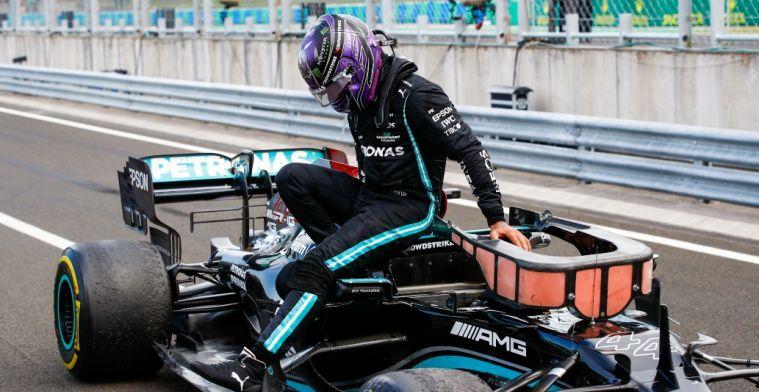 Mercedes geeft toe: 'Achteraf duidelijk de verkeerde keuze gemaakt'
