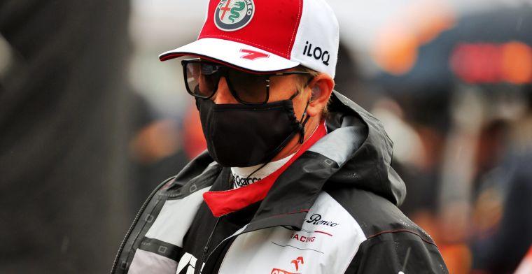 Raikkonen on F1 future: 'I'm waiting to see what happens'