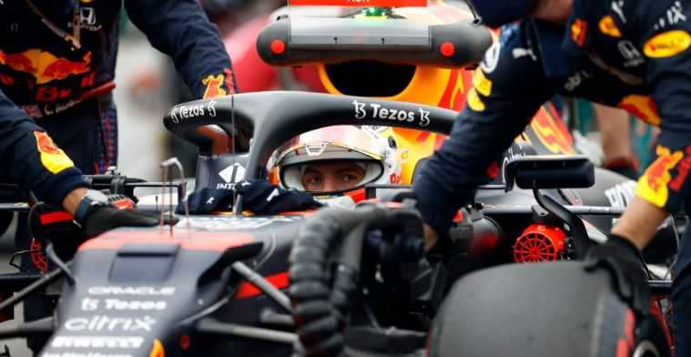 'Red Bull was unbalanced at the Hungaroring, even before Bottas' crash'
