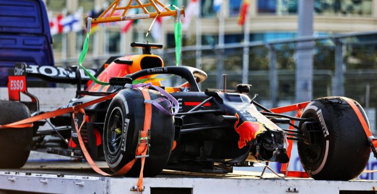 Verstappen leads very undesirable league table this season