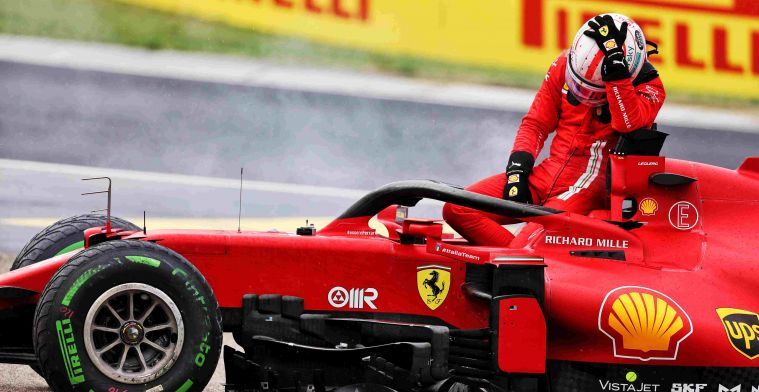 Villeneuve criticises Ferrari: 'They have made a big mess of it in the past'