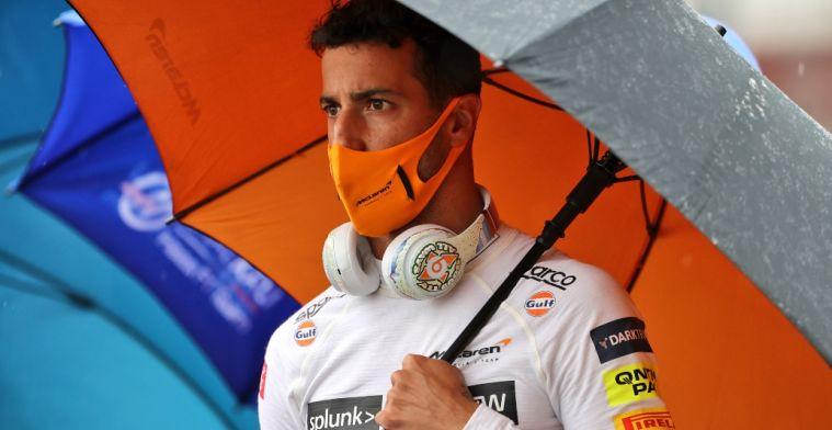 Ricciardo on Hamilton vs Verstappen: Inevitable 'there would be contact'