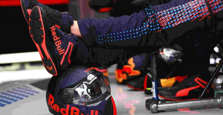 Priestley analyses: 'I don't think that looked good on Red Bull'