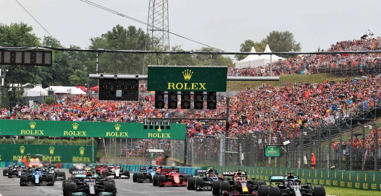 'In 2022 zijn Red Bull en Mercedes geen koplopers meer'
