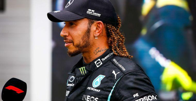Hamilton de beste coureur op de huidige grid? 'Beste coureur in het beste team'