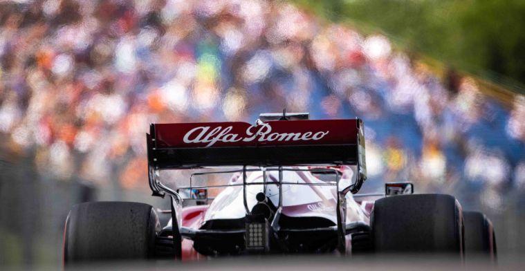 Vasseur krijgt groen licht van Alfa Romeo om stercoureur te contracteren