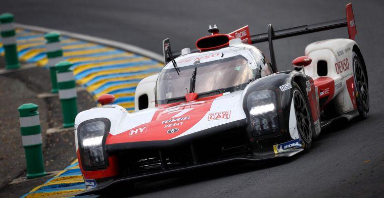 Toyota wint oppermachtig de 24 uur van Le Mans, Racing Team NL op het podium!