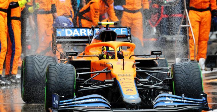 McLaren verklaart: 'Het is een ander soort ontwikkeling'