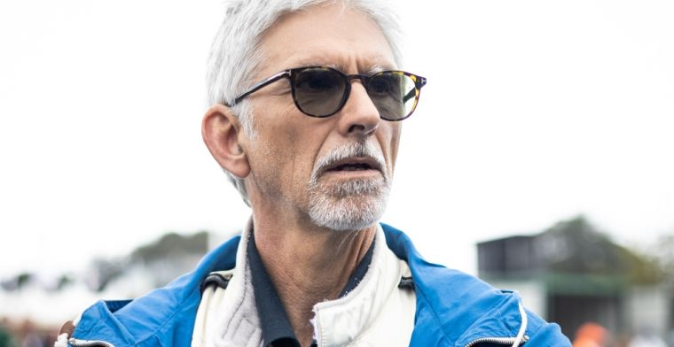 This is why Damon Hill left Williams according to Patrick Head