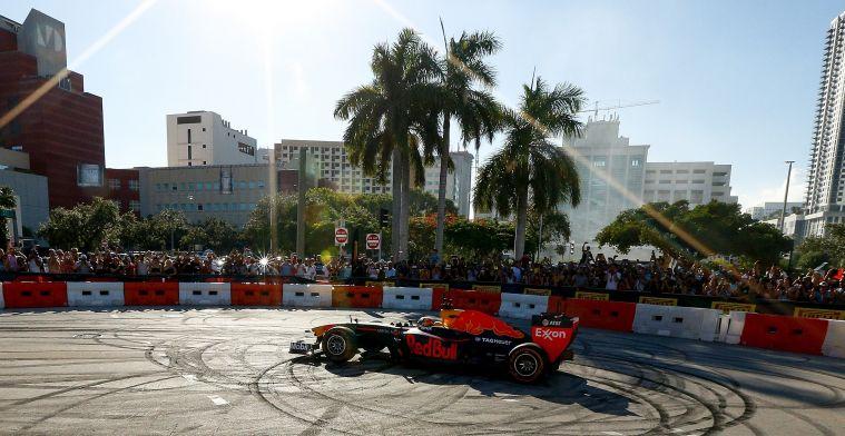 Voormalig baas van GP Abu Dhabi en Rusland aangewezen als CEO voor GP Miami