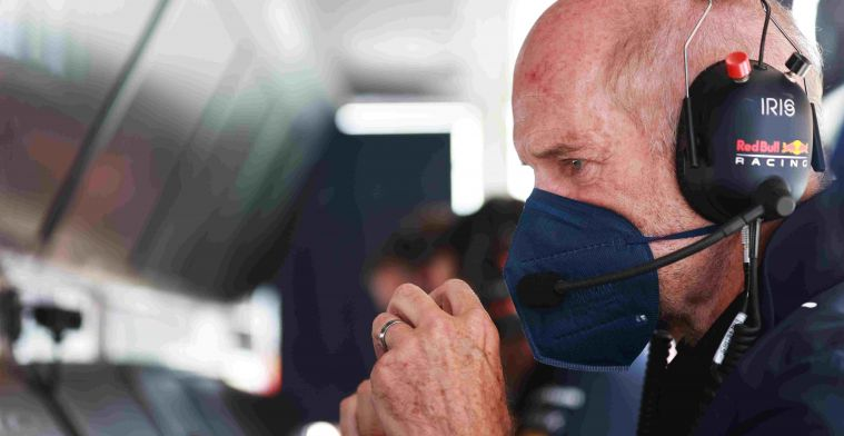 Red Bull won't be rid of Newey: 'Wouldn't get bored otherwise'