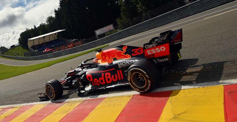 LIVE | De eerste vrije training voor de Grand Prix van België