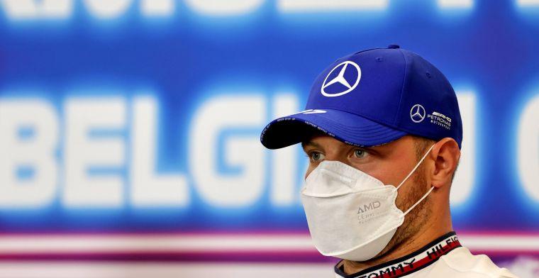 Mercedes heeft feest vandaag: Bottas viert zijn 32e verjaardag in Spa