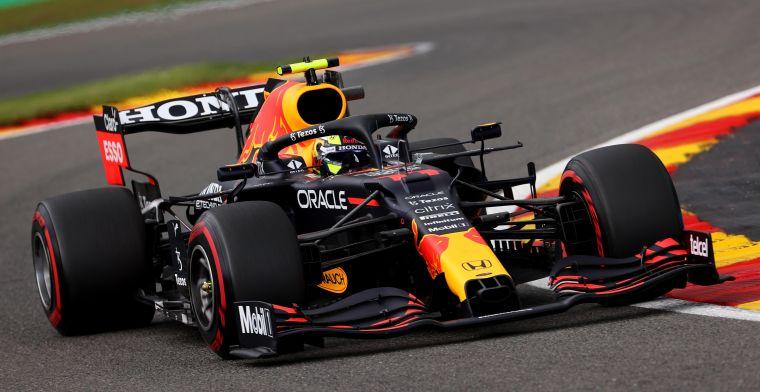 Red Bull neemt risico met de setup: 'Dan zijn ze heel langzaam op het rechte stuk'