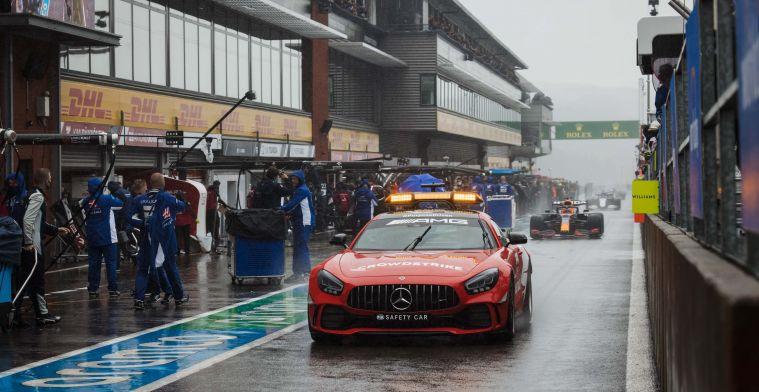 FIA zet de klok stil, stewards willen meer tijd om de race uit te rijden