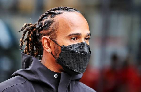 Hamilton reflects on the two laps: It's all money