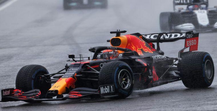 LIVE | GP van België wordt na twee ronden stilgelegd