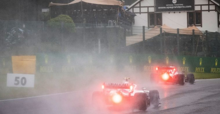 Team scores at Spa: Williams excellent, Verstappen saves Red Bull