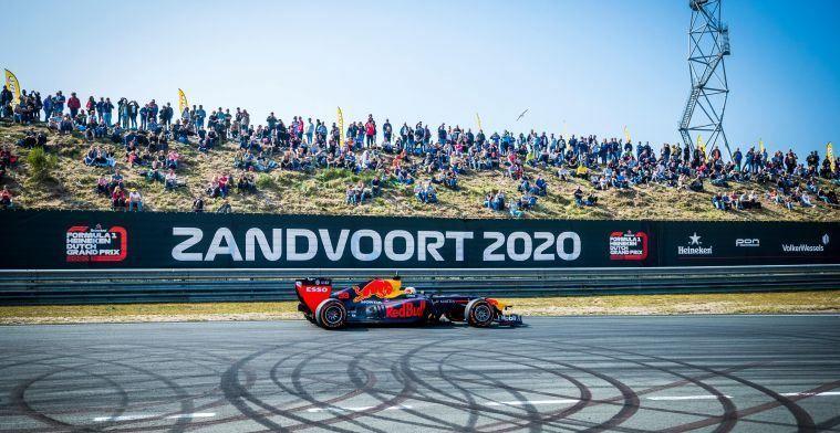Terugblik: Zo reageerde de F1-paddock op de rentree van de Dutch Grand Prix