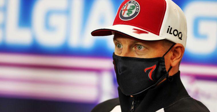 Raikkonen's departure: 'There is no driver like Kimi'