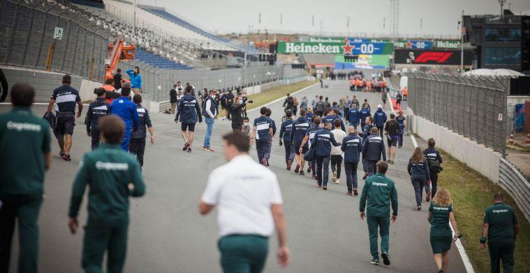 Lammers opgelucht: 'Na veel onzekerheden eindelijk de F1 in Zandvoort'