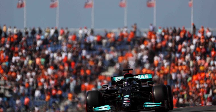 Mercedes customer teams warned after Hamilton's problems