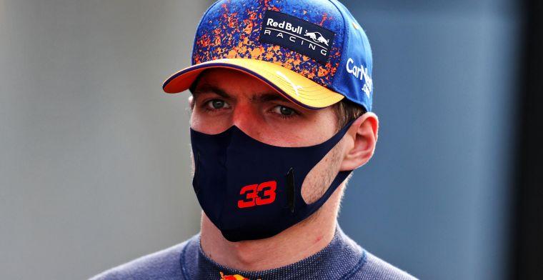 'Verstappen heeft geluk en loopt gridstraf mis na incident in VT2'