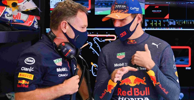 Horner looks out for Mercedes: They'll be able to split their options