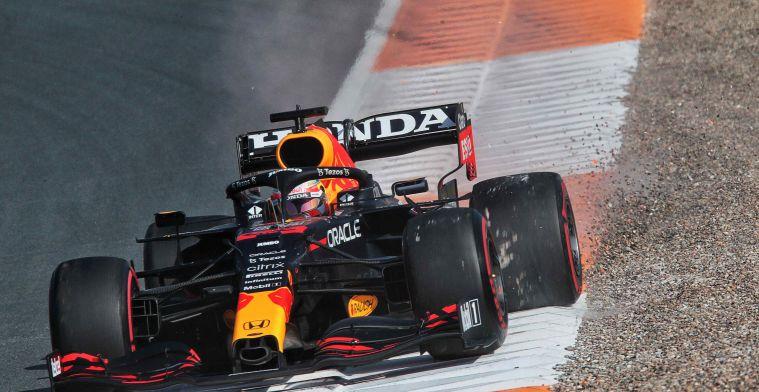 BREAKING: Verstappen ontloopt gridstraf na inhalen tijdens rode vlag