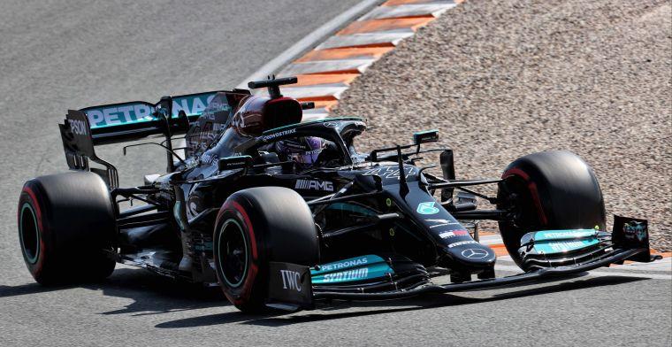 Volledige uitslag VT3: Mercedes op duidelijke achterstand van Verstappen