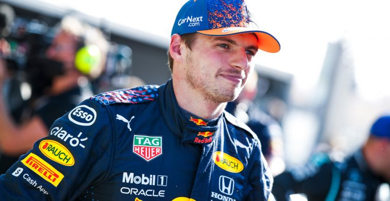 Verstappen looks up at technical problems: I have no idea why!